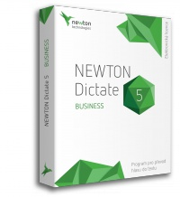 NEWTON Dictate 5 CZ Business el.edice