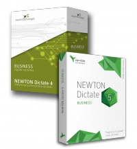 Upgrade z NEWTON Dictate 4 Business na verzi NEWTON Dictate 5 Business